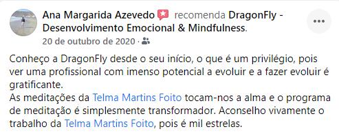 Testemunho Ana Azevedo