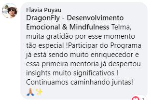 Testemunho Flavia