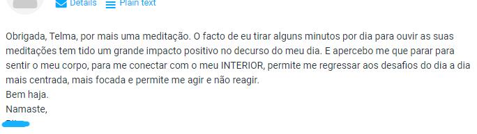 Testemunho Rita Coimbra